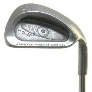 PING GOLF CLUBS EYE 2 51* PITCHING WEDGE STIFF STEEL GOOD