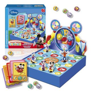BOARD GAME  Mickey Mouse Clubhouse   Tools Game  JUMBO
