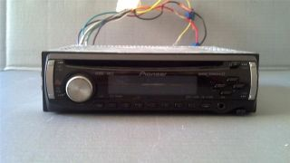 PIONEER DEH 1900MP CAR CD  CDR RECEIVER WITH FACEPLATE