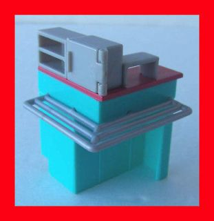 POCKET DOLL HOUSE DOLLHOUSE KITCHEN ACCESSORY CAFETERIA FURNITURE