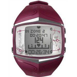 Polar 90033473 FT60 Womens Heart Rate Monitor Watch (Purple)