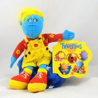 Tweenies Plush Stuffed Toy 7 18cm Bella