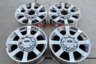 Factory Ford F250 F350 20 OEM Wheels Rims Superduty 18 17