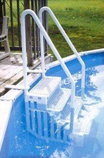 above ground pool steps in Pools & Spas