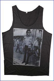 Tank Top Bruce Springsteen Rock Pop Retro MUSIC SOFT L bcs THIN Cotton