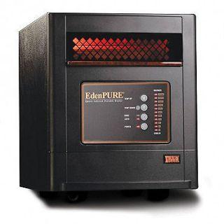 EdenPURE USA1000 A4188 Quartz Infrared Portable Heater 1000 sq. ft