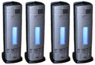 NEW IONIC AIR PURIFIER PRO FRESH CLEANER IONIZER UV, FREE SHIP. 04S