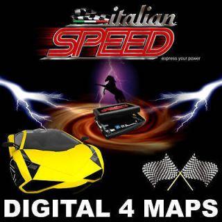 Diesel power chip Box ALFA ROMEO Spider 2.4 JTDm 200 hp