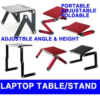 portable folding laptop table desk stand tray for notebook ipad