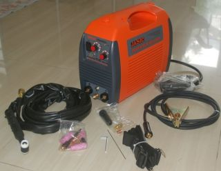 TIG200A Portable Inverter TIG/MMA 2 in1 function welder