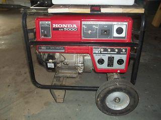 eb5000 portable generator 5000 watt generator