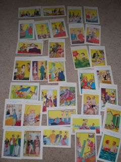 old lot bulk Trow comic saucy seaside postcards unused   all different