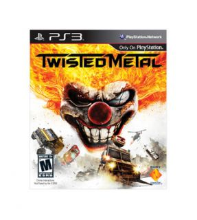 twisted metal ps3 in Video Games