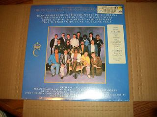 THE PRINCES TRUST 10TH ANNIVERSARY BIRTHDAY PARTY LP NEW VINYL PAUL