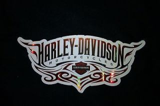 New Harley Davidson stickers decals motorcycle sticker decal, hard hat