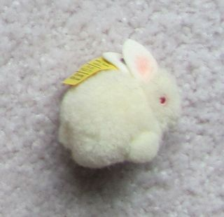 Steiff small white bunny rabbit   7131/04   super condition