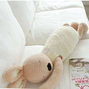 Le Sucre pillow doll 30 /Rabbit dolls/bunny/banny/rag interior doll