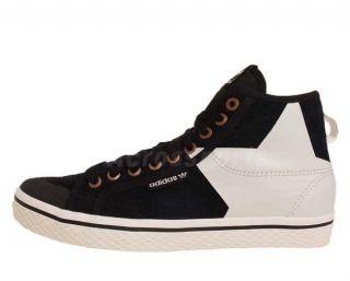 Honey Mid W Style Black White Star New Women Casual Shoe V24184