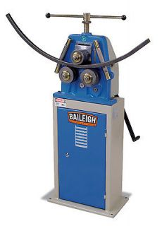 Baileigh R M10 Ring Roll Bender Pyramid Bending Section Pinch Roller