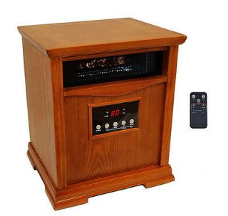 Dynamic Electric Quartz 1500 watt Infrared Heater sameas Stealth 6