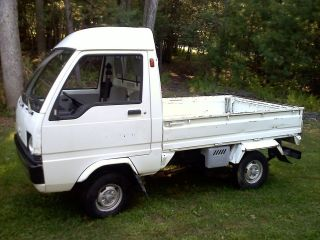 Mitsubishi Minicab Mini Truck Utility Vehicle Off Road Farm Vehicle