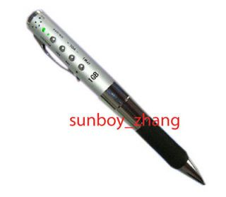 4GB Recording Pen USB Flash Memory  Pen Voice Recorder  Player