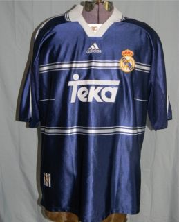 real madrid jersey in Mens Clothing