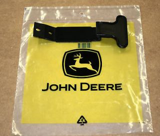 John Deere Bagger Hopper Top Latch M142410 New OEM