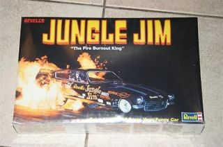 Revell Jungle Jim 1/16 Vega Funny Car Model Kit Sealed NIB
