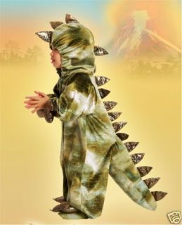 Dinosaur T Rex Dragon saurus Costume 12 18 24 months 2T 2 3T 3 4 5 6 7