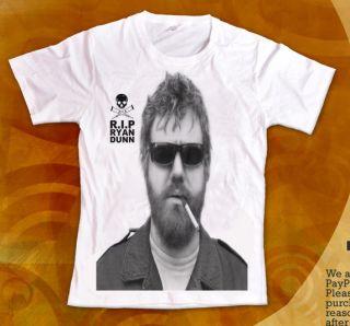 USA Reality Television Ryan Dunn Jackass Viva La Bam Unisex T Shirt S