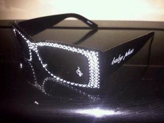 NEW BABY PHAT BLACK SUNGLASSES LADY GAGA RIHANNA SNOOKI AMBER ROSE