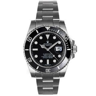 Rolex Submariner 116610 Black Dial Brand New Unworn with Box and