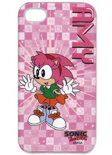 Sonic the Hedgehog Amy Rose iPhone 4 Case sega GE 82602
