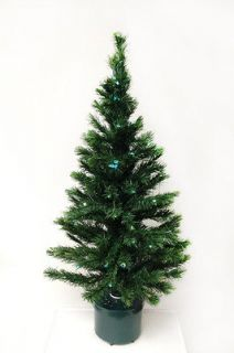 fiber optic christmas tree in Artificial Trees
