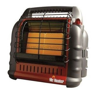 MR. HEATER F274800 BIG BUDDY PORTABLE INDOOR PROPANE HEATER NEW
