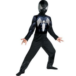black spiderman costume in Costumes