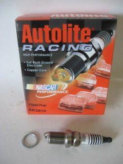 Autolite AR3932 Racing Spark Plug Set(8) 14mm 5/8 hex