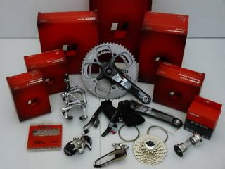 2011 Sram Red road bike group set 8 piece GXP/bb30 NEW