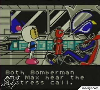 Bomberman Max   Red Challenger Nintendo Game Boy Color, 2000