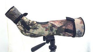 Spotting Scope Cover Case For Swarovski 80mm Angled Spotting Scope