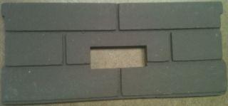 Whitfield Pellet Stove Firebrick Cerra Board for Quest Plus OEM Part