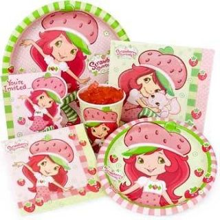strawberry birthday supplies - 320×320