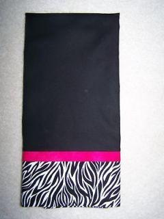 hot pink zebra bedding in Bedding