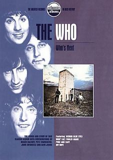 Classic Albums   The Who Whos Next DVD, 2000