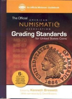 ANA Grading Standards for United States Coins American Numismatic