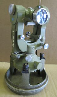 Wild T2 1 Theodolite Antique Survey Surveying Tool 1956   1972