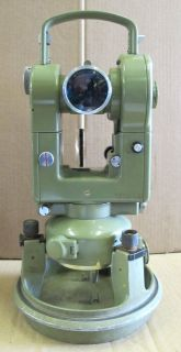 Wild T2 (mod) 1973   1996 1 Theodolite Antique Surveying Tool