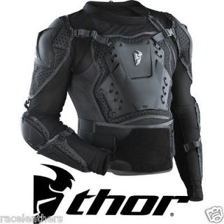 RIG SE MOTOCROSS FULL BODY ARMOUR PROTECTOR JACKET CE PRESSURE SUIT