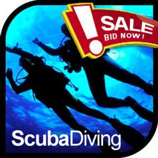 Established Scuba Diving Gear, Masks,Tank, Safety Tips Website